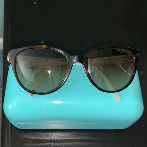 Tiffany & Co Sunglasses with case